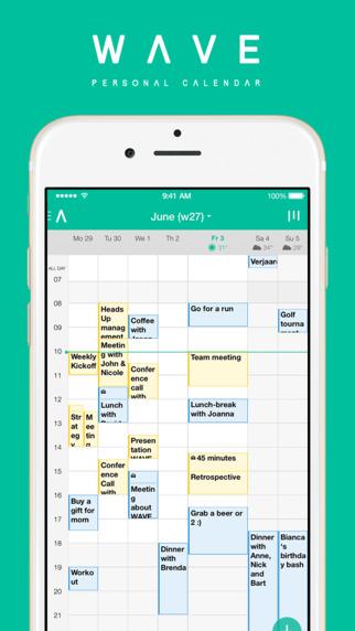 Best Calendar App for iPhone 2018 (Updated) - Social Positives