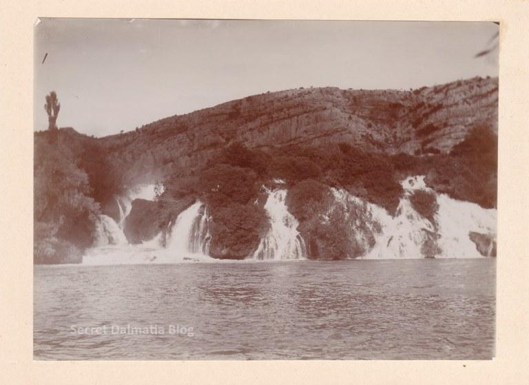 Roski slap waterfalls