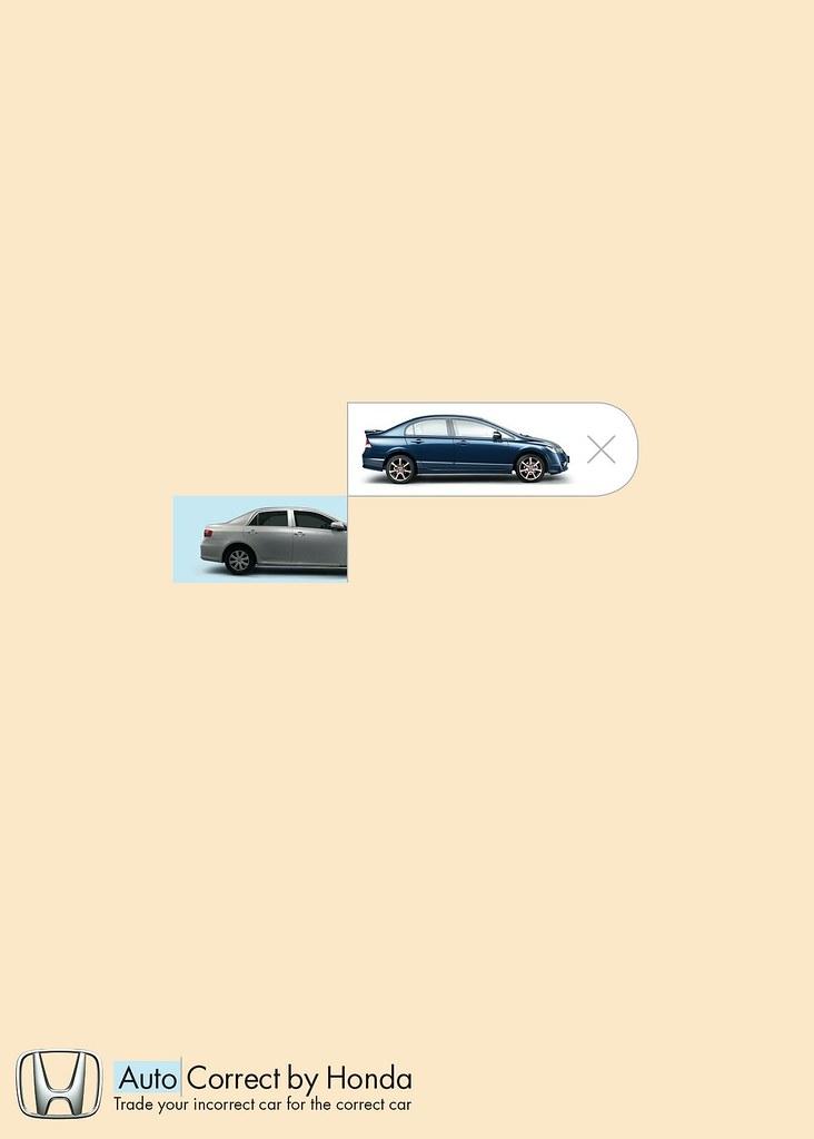 Honda - Auto Correct by Honda 1