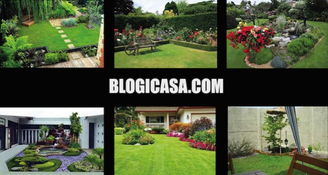 Ideas de jardines para casas peque as blogicasa for Jardines de casas pequenas