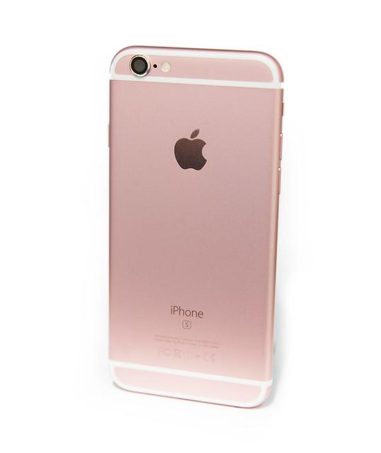 Apple iPhone 6s 玫瑰金熱騰騰開箱 + 3D 康寧滿版玻璃保護貼 SOLID EX + 全機包膜 – 3C 達人廖阿輝
