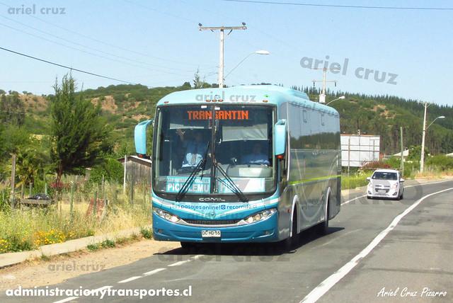 Transantin - Comil Campione 3.45 / Mercedes Benz (DCHD55)