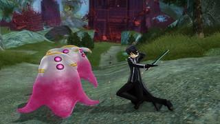 SAOキャラは武器の持ち替えが可能2