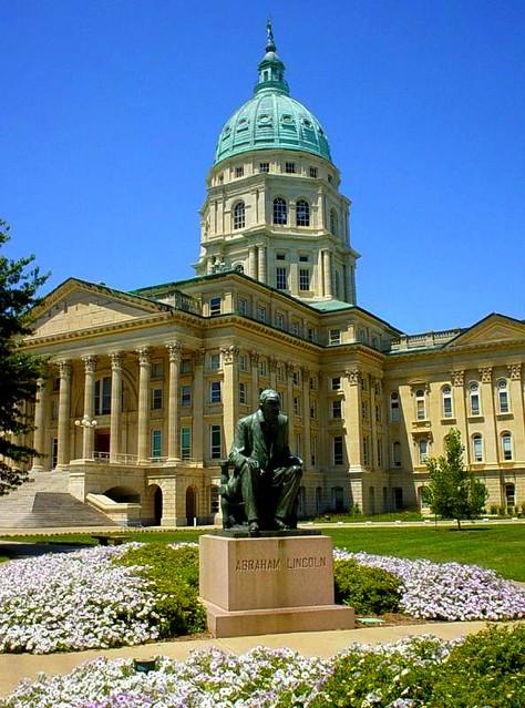 Kansas S State Capital Building