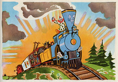 The Little Engine That Could by Roadsidepictures