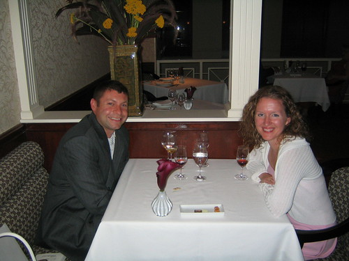 Dinner at Charlie Trotter's July 2007