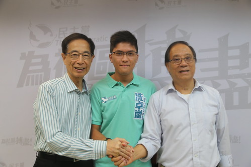 乳鴿出戰:惹火區諾軒,21歲「高登叛將」冼卓嵐 | 獨媒報導 | 香港獨立媒體網