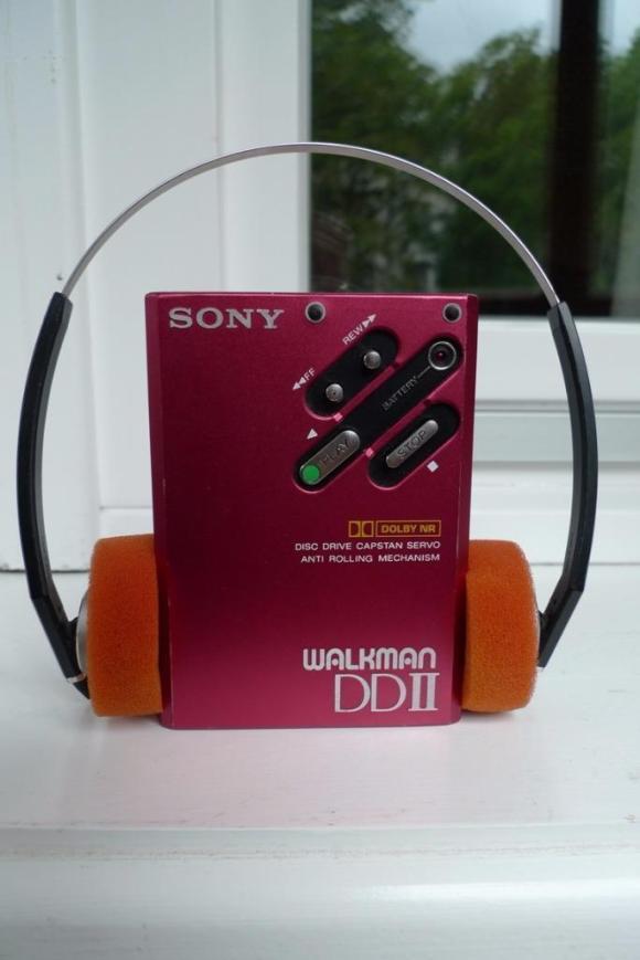 Sony Walkman DD
