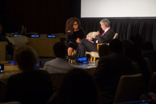 Oprah Winfrey 'Belief' Screening