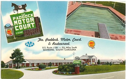 the_paddock_motor_court_and_restaurant_manning_sc_vintagecard_4c9ae7b9