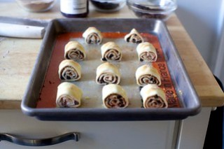 classic sliced rugelach