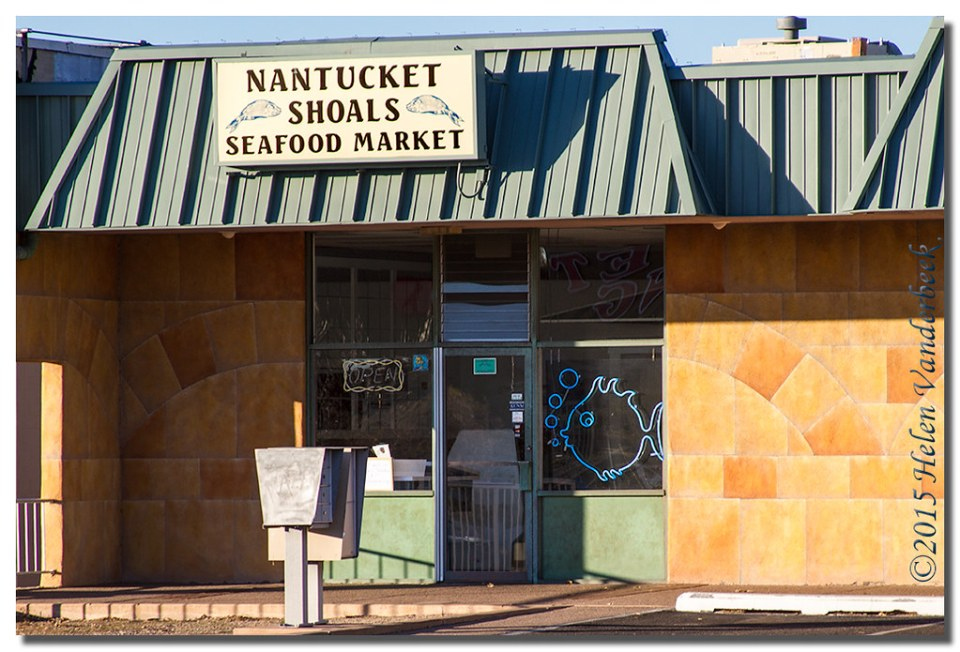 Nantucket Shoals Seafood Market