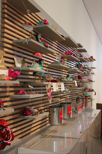 Creations in the Children's Area, Dallas Museum of Art