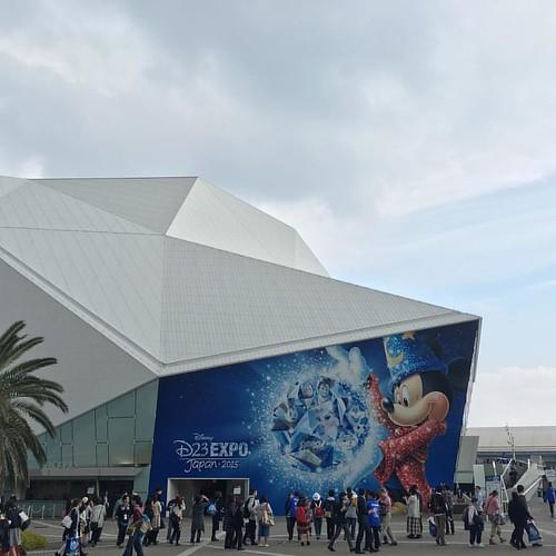 """では、東京ディズニーリゾートの演目へ。ある意味D23 Expo """"Japan"""" 2015のスタートはこれから。 #tw"""