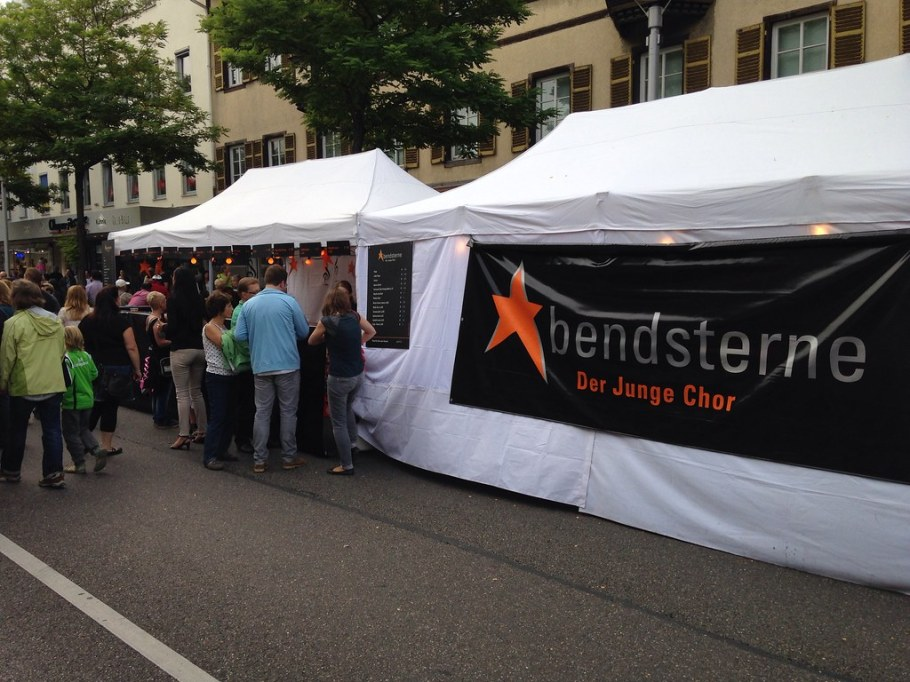 2014-06-28 Marktplatzfest, Ludwigsburg, 28. Juni 2014