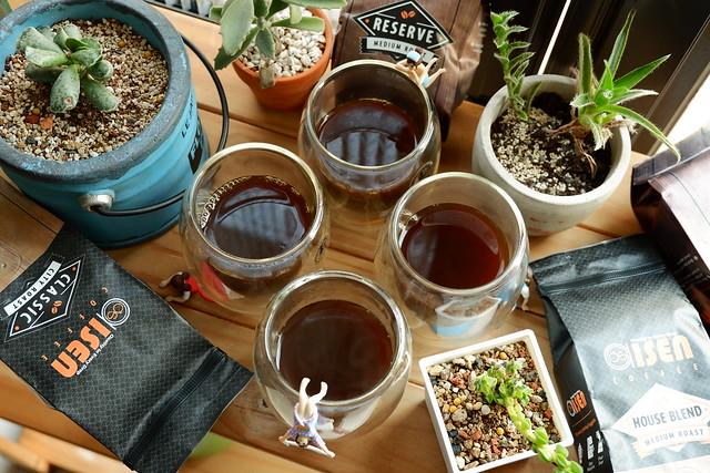 Aisen Coffee 精選阿拉比卡咖啡豆 墨西哥溫潤 哥倫比亞有機均衡 曼特寧厚實 蒲隆地酸甜 每一款都是最愛 @ 波蘿 ...