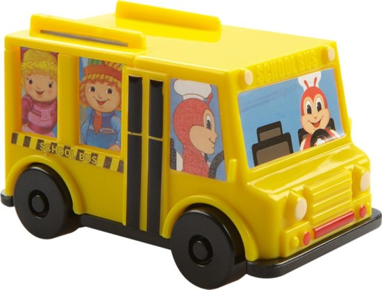 school bus buddies jolly joy box