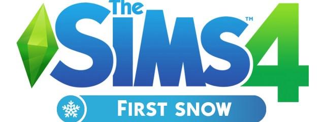 Les Sims 4 First snow mod