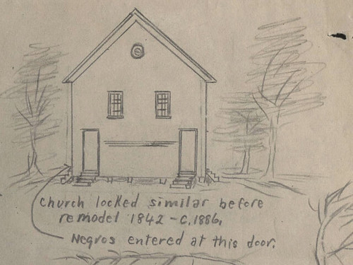 Providence Presbyterian Church Lowndesville