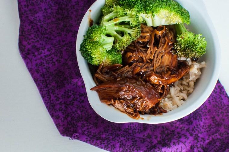 Honey Teriyaki Chicken Rice Bowls 2