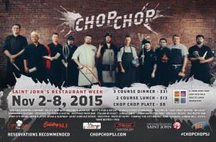 Chop Chop Promo