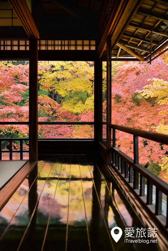 京都賞楓景點 琉璃光院 22