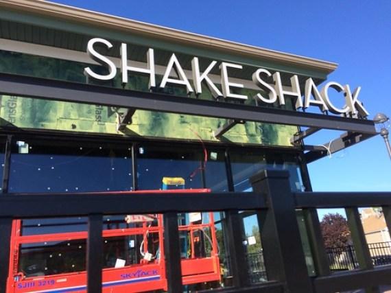 Shake Shack - Woodbury Common Premium Outlets Store