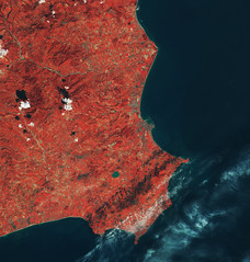 Crotone, Italy (Amongst first release from Sentinel-2B