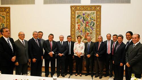 Dilma-aliados