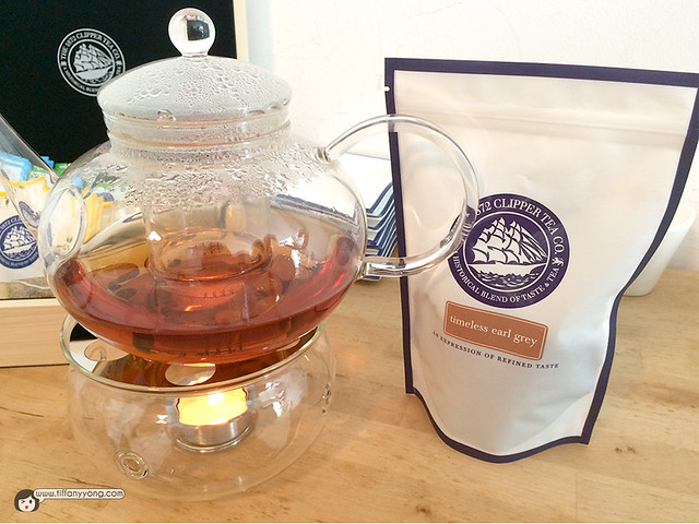 1872 Clipper Tea Timeless Earl Grey