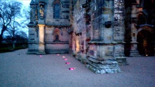 Rosslyn Chapel en el recon?o