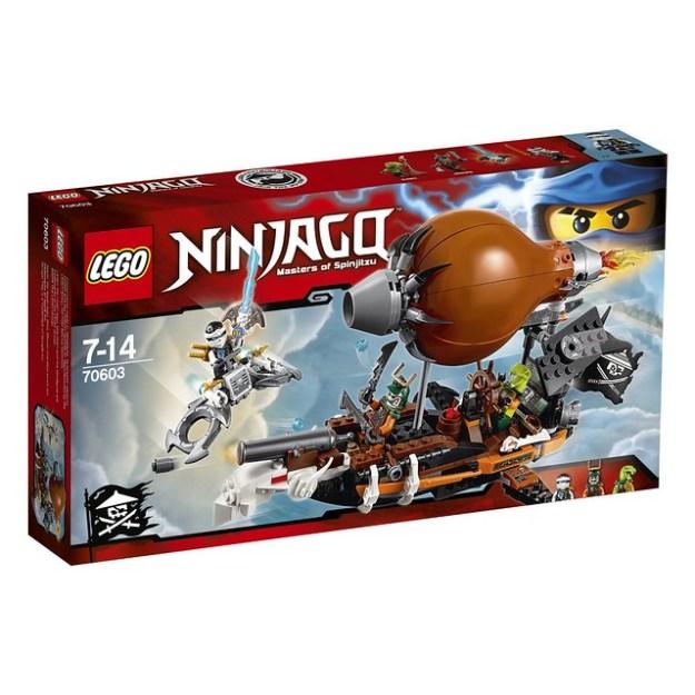 70603 Ninjago Raid Zeppelin