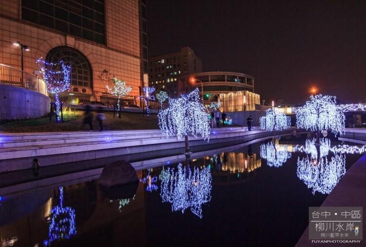 台中柳川水岸34