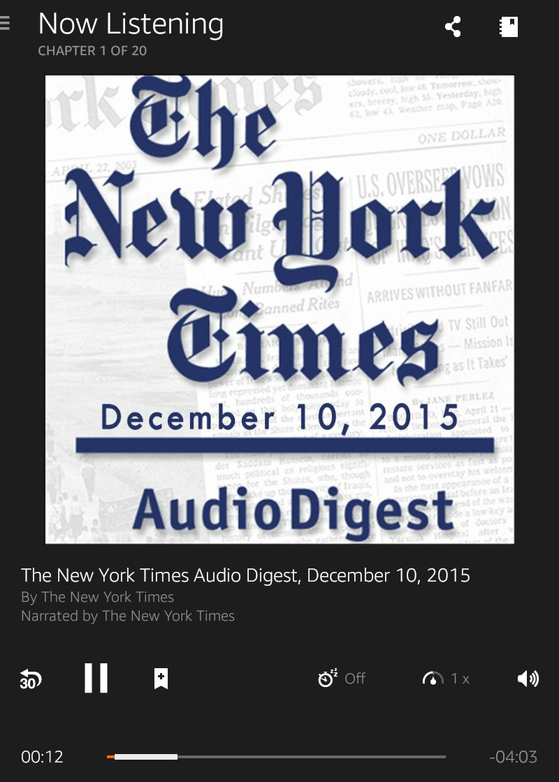 Buy or Not to Buy: Reasons why you should buy the New Kindle Fire - Audiobooks