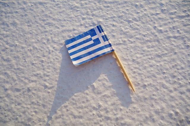 ギリシャの国旗