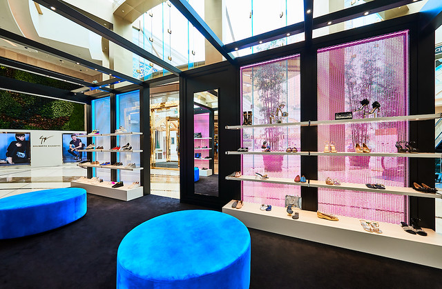 GIUSEPPE ZANOTTI Pop-up_The Promenade_Jade Lobby_3