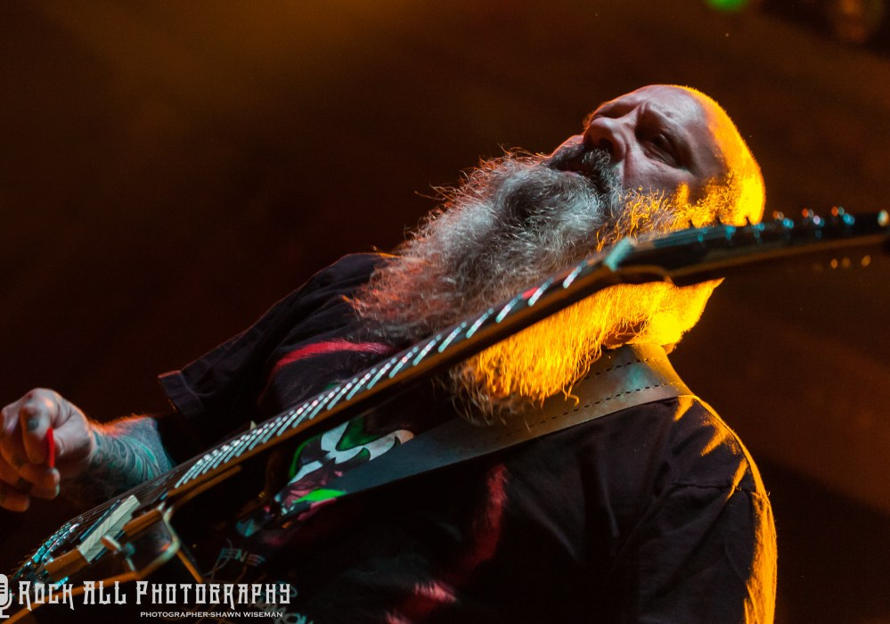 Crowbar / Newport Music Hall / Columbus, OH / 3/28/18