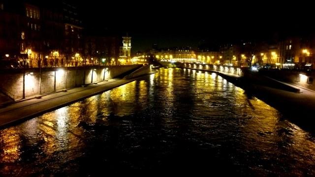 Depuis le Pont-Neuf