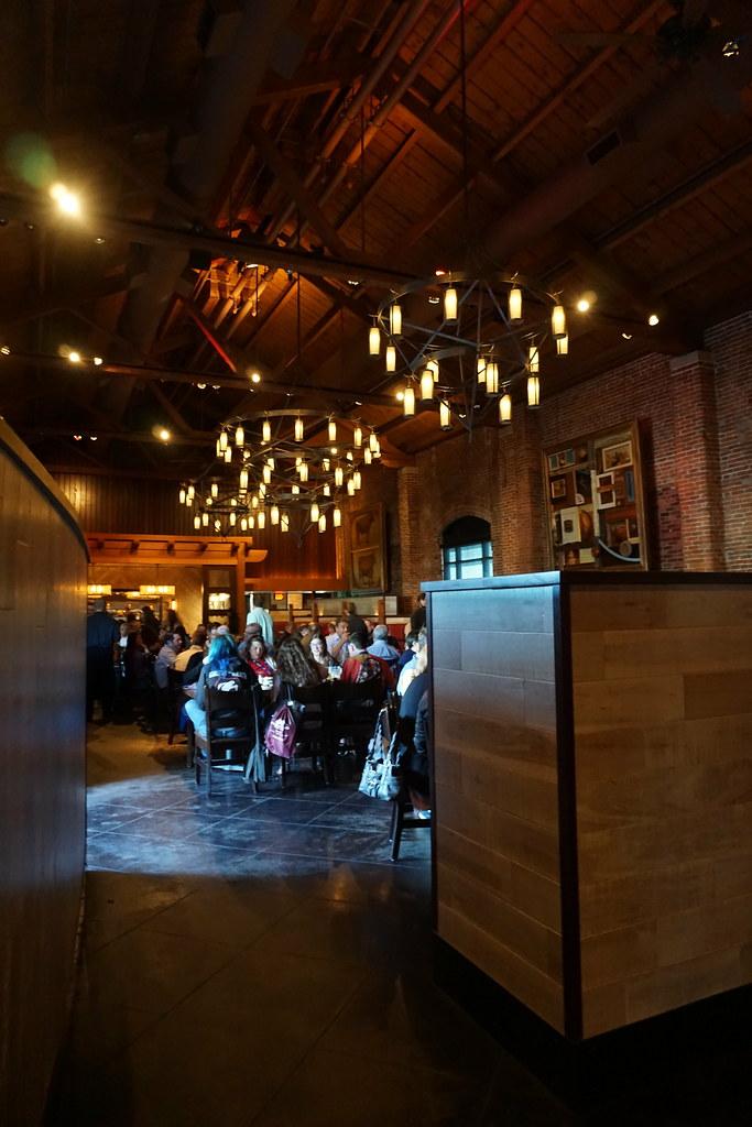 Inside Fiorella's Jack Stack Barbecue, Kansas City, Mo., April 19, 2018.