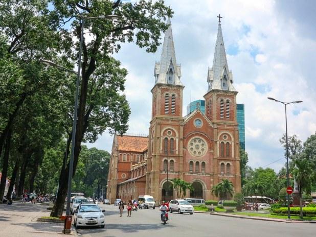 Basílica de Notre Damme