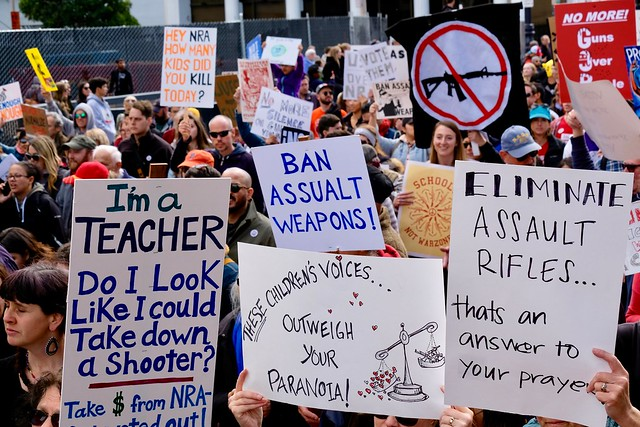 March For Our Lives 2018 - San Francisco (4282)