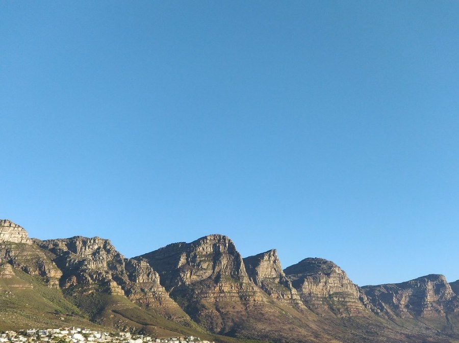 Cape Town South Africa Travel Blog Apostles