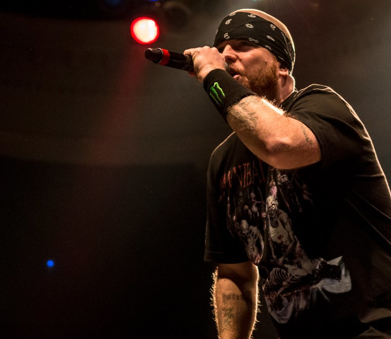 Hatebreed  Columbus, OH / 3/28