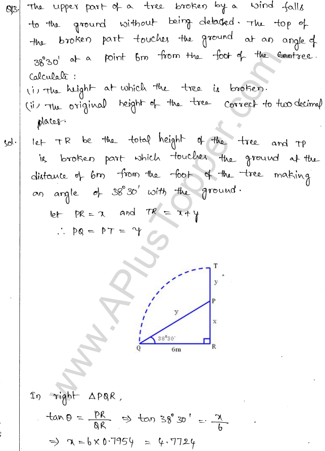 ml-aggarwal-icse-solutions-for-class-10-maths-chapter-21-heights-and-distances-12