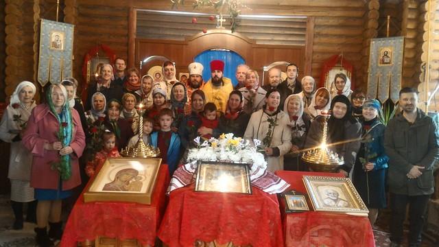 2018 04 22 Sunday of Myrrh-bearing Women. Group photo. Жён-мироносиц