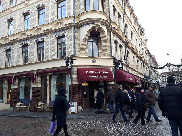 Café Husaren Göteborg Haga (1)