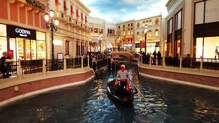 Hoteles de Las Vegas The Venetian Interior