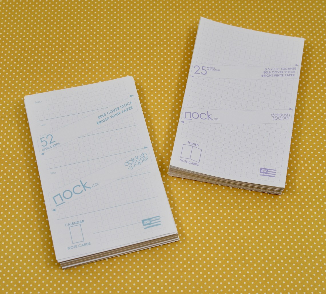 Nock Co Cards