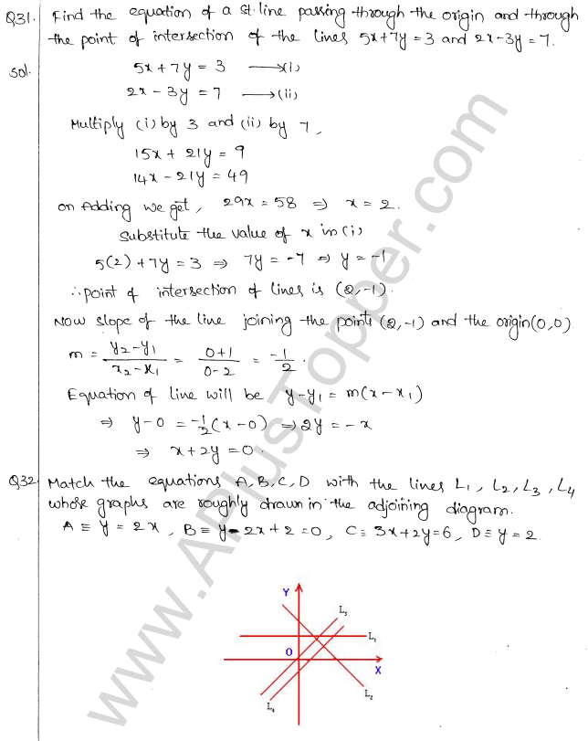 ml-aggarwal-icse-solutions-for-class-10-maths-chapter-12-equation-of-a-straight-line-14