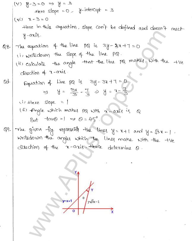 ml-aggarwal-icse-solutions-for-class-10-maths-chapter-12-equation-of-a-straight-line-3